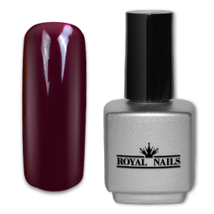 Royal Nails UV Gel Lack: UV-Gel Lack Royal Nails Wine Berry 11 ml.