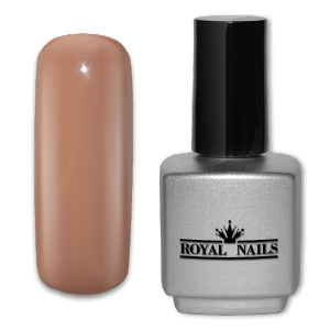 Royal Nails UV Gel Polish: UV gel polish Brandy Rose 11 ml.