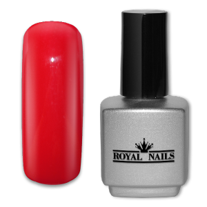 Royal Nails UV Gel Lack: UV-Gel Lack Royal Nails Crimson Red 11 ml.