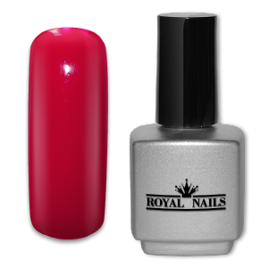 Royal Nails UV Gel Lack: UV-Gel Lack Royal Nails Cardinal Red 11 ml.