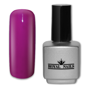 Royal Nails UV Gel Polish: UV gel polish Cardinal Pink 11 ml.