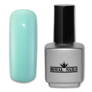 Royal Nails UV Gel Lack: UV-Gel Lack Royal Nails Aqua Island 11 ml.