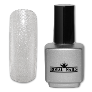 Royal Nails UV Gel Polish: UV gel polish Ice Queen Sparkling 11 ml.