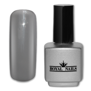 Royal Nails UV-Gel smalto: UV-Gel Smalto Venus Grey 11 ml.