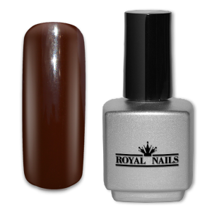 Royal Nails UV Gel Lack: UV-Gel Lack Royal Nails Coffee Bean 11 ml.