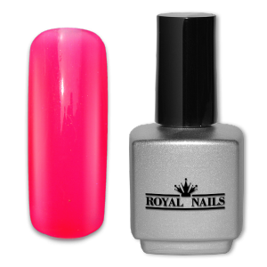 Royal Nails UV Gel Polish: UV gel polish Flame Red 11 ml.