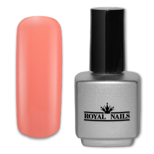 Royal Nails UV Gel Lack: UV-Gel Lack Royal Nails Apricot 11 ml.