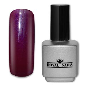 Royal Nails UV Gel Lack: UV-Gel Lack Royal Nails Cosmic Glimmer 11 ml.