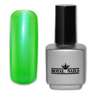 Royal Nails UV Gel Lack: UV-Gel Lack Royal Nails Screaming Green 11 ml.