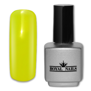 Royal Nails UV Gel Lack: Permanent Nagellack Ripe Lemon 11 ml.