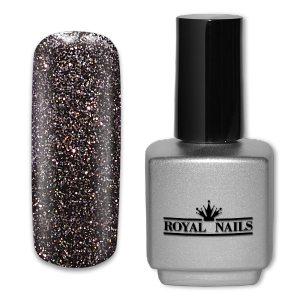 Royal Nails UV Gel Polish: UV gel polish Granit Glitter 11 ml.
