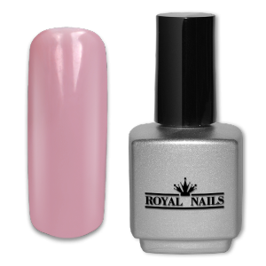 Royal Nails UV Gel Lack: UV-Gel Lack Royal Nails Pink Daisy Glimmer 11 ml.
