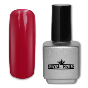 Royal Nails UV Gel Polish: UV gel polish Dark Burgundy 11 ml.