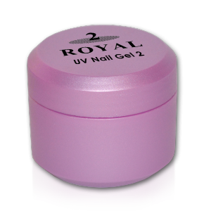 Royal Nails Royal 2 Gel: Royal 2 UV Nail Gel 2, 15 g.