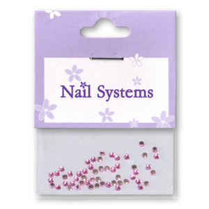Royal Nails Strasssteine: Royal 2 Strasssteine (rosa)