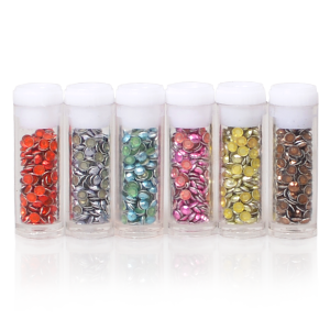Royal Nails Rhinestones: Metal Beads Kit 1