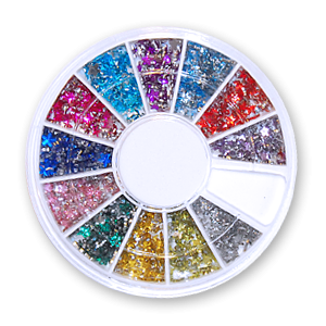Royal Nails Strasssteine: Strass Stern