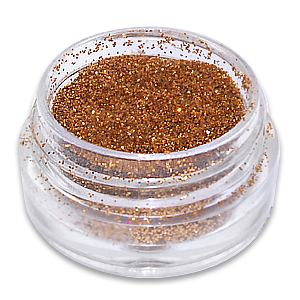 Royal Nails Glitter und Flitter: Nail Art Glitter Sienna Gold