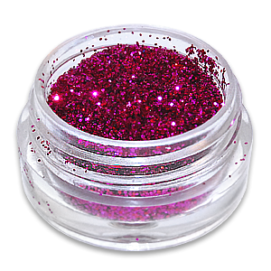 Royal Nails Glitter und Flitter: Nail Art Glitter Shiraz Red