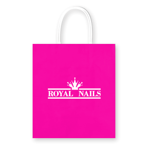 Royal Nails Containers: Shopping Bag