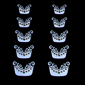 Royal Nails Nail Sticker: Nail Art Stickers