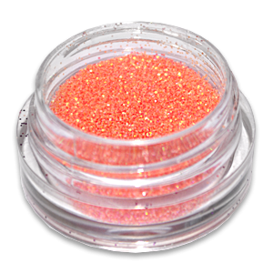 Royal Nails Paillettes et babioles: Nail Art Paillettes pour ongles Flame Orange