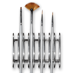 Royal Nails Gel Brush: Brush holder (without Brushes)