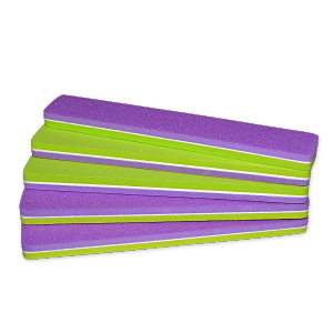 Royal Nails Nail Files and Sanding Blocks: Buffer 120/180, 5 pcs.