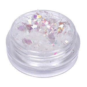 Royal Nails Glitter and Tinsel: Nail Art Hologram Glitter Nr. 4214