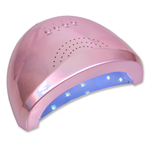 Royal Nails Nail Curing Lamp Dryers: UV/LED Lamp Royal Nails Pink Mermaid 48 Watt