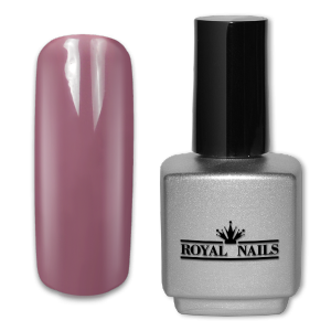 Royal Nails UV Gel Polish: UV gel polish Twilight Violet 11 ml.