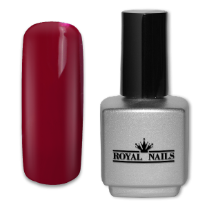 Royal Nails UV Gel Polish: UV gel polish Firebrick 11 ml.