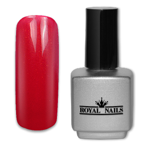 Royal Nails UV Gel Lack: UV-Gel Lack Hibiscus Glimmer 11 ml.