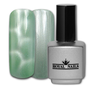 Royal Nails Color Gel: Magnetic Color Gel Rainy Spring 11 ml.