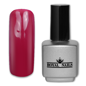 Royal Nails UV Gel Lack: UV-Gel Lack Rose Bud Cherry 11 ml.