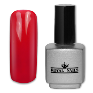 Royal Nails UV Gel Polish: UV gel polish Monza Red 11 ml.