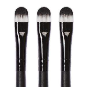 Royal Nails Brushes: Medium Shader Brush Set 3pcs