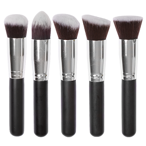 Royal Nails Brushes: Make-up brush Set 5pcs.