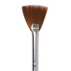 Royal Nails Brushes: Fan brush