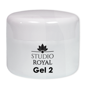 Royal Nails Studio Royal Gel: Gel 2 Studio Royal, 15 ml