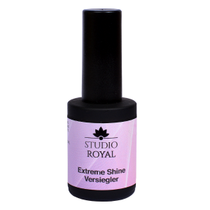 Royal Nails Acrylic Gel: Extreme Shine Sealing Gel Studio Royal, 10ml