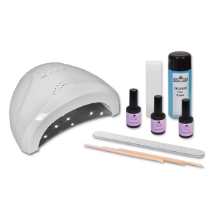 Royal Nails Nail Starter Set: Gel Lack Shellac Starterset Nr. 1 STUDIO ROYAL