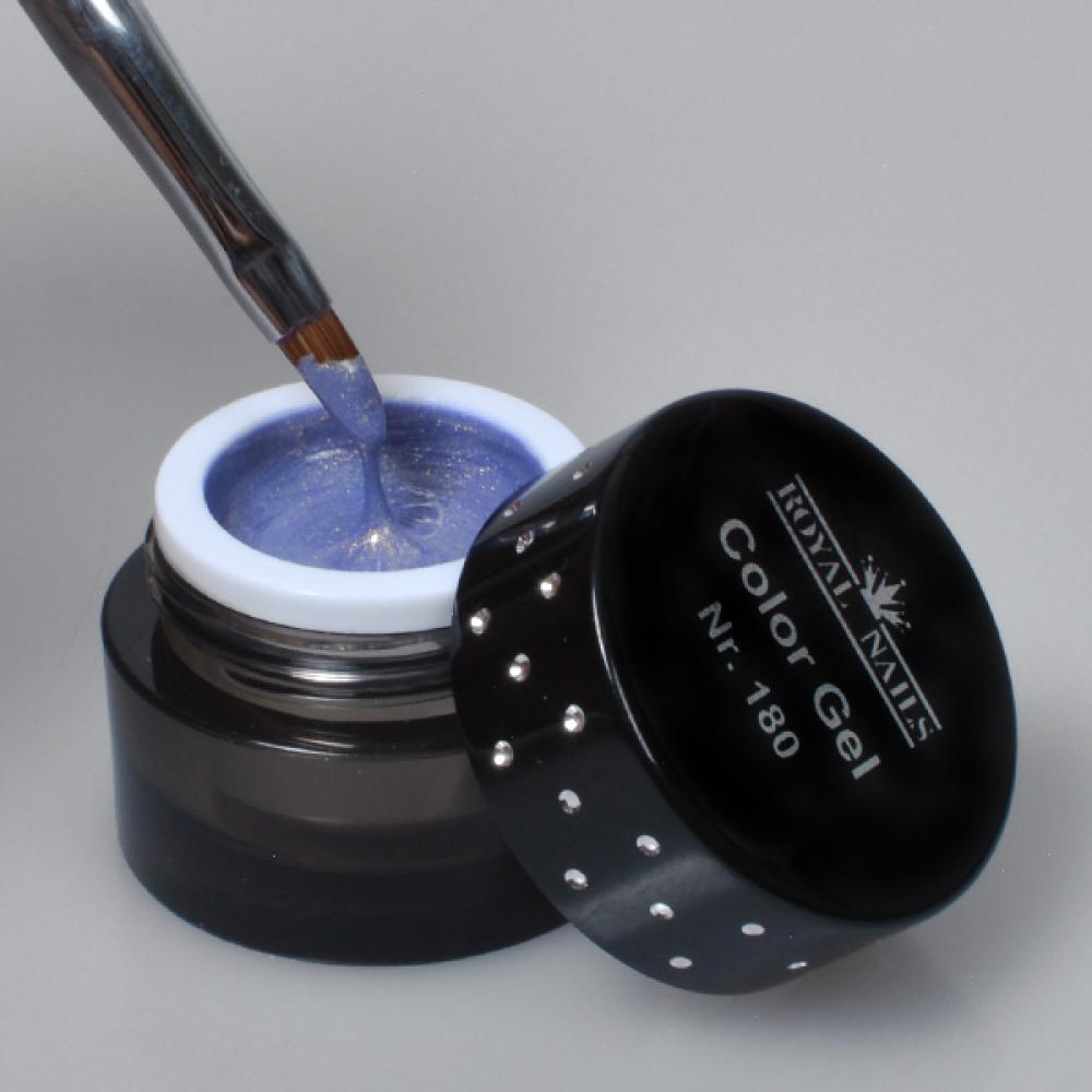 gel de couleur pour ongles n 180 crocus purple glitter gel uv boutique en ligne. Black Bedroom Furniture Sets. Home Design Ideas