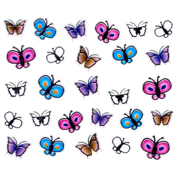Nail Art Stickers Nr 6613 Nail Art Online Shop Royalnails Ch